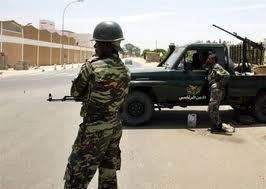 شرطي يتعرض لإطلاق نار من كتيبة الأمن الرئاسي
