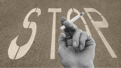 هل الإقلاع عن التدخين صعب