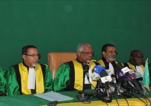 اللجنة الوطنية المستقلة للانتخابات: تحيل نتائج الإستفتاء للمجلس الدستوري