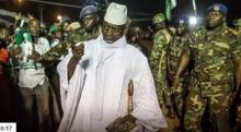 """غامبيا تطرد 7 ضباط من الجيش  بتهمة """"انتهاك القانون العسكري الغامبي"""