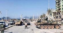 بنغازي: قوات الجيش تمشط بقايا جيوب الجماعات الإرهابية