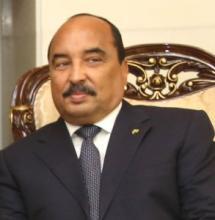 ولد عبد العزيزيشارك في أعمال القمة العربية والآمريكية الأولى