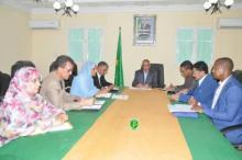 الوزير الأول: يرأس اجتماعا وزاريا ويتفقد عدة مشاريع في كيهيدى
