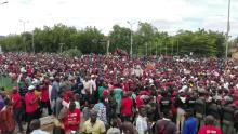 مظاهرات في مالي احتجاجا على استفتاء تعديلات دستوري