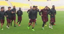 17 لاعبا يمثلون المنتخب الليبى فى مواجهة منتخب توغو