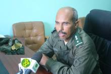 نواكشوط: تعيين قائد جديد لفرقة الدرك المختلطة (تفاصيل)