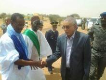 الوزير الأول: يصل مدينة كيهيدي على رأس وفد حكومي