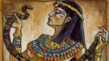 أخطر قصة حب في التاريخ بين كليوباترا و أنطونيو
