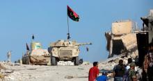 بنغازي: الجيش يشن هجوماً على آخر معاقل الإرهاب (ليبيا)