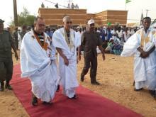 وفد حكومي رفيع المستوى يعاين تحضيرات عيد الاستقلال في كيهيدي