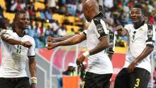 المنتخب الغاني يتخطى عقبة أوغندا بنجاح