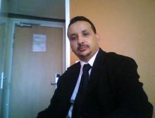 حمود ول النباغه  مدافع عن حقوق الإنسان