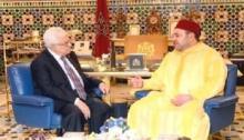محمود عباس: يشيد بجهود ومساهمات العاهل المغربي رئيس لجنة القدس في الدفاع عن القدس الشريف
