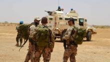 تحطم مروحية تابعة لقوات حفظ السلام في مالي(تفاصيل)