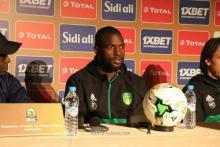 باقا يوقو موسى: يتعهد بتشريف الكرة الموريتانية أمام السودان (تفاصيل)